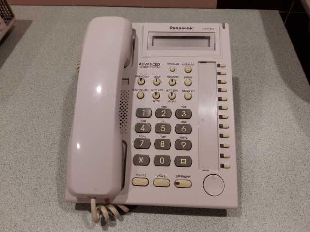 Продам Системный телефон PANASONIC KX-T7730RU