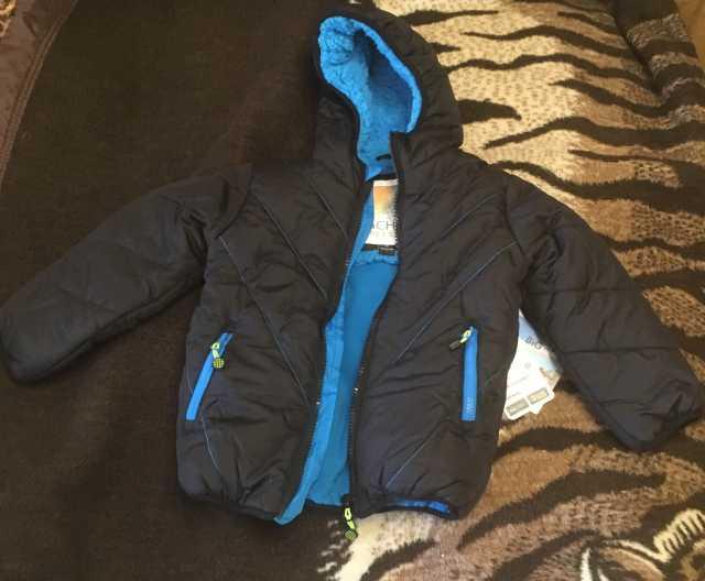 Продам Новая Куртка для мальчика