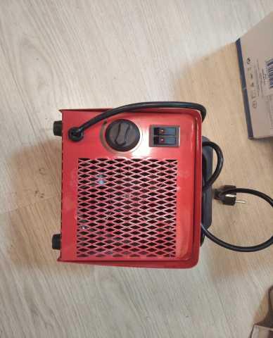 Продам: тепловая пушка керамическая