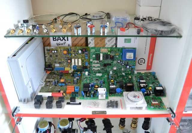 Продам: Электронные платы котлов Бакси, Протерм