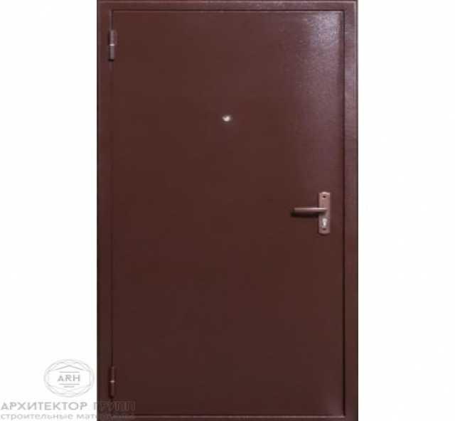 Отдам даром дверь металлическая входная