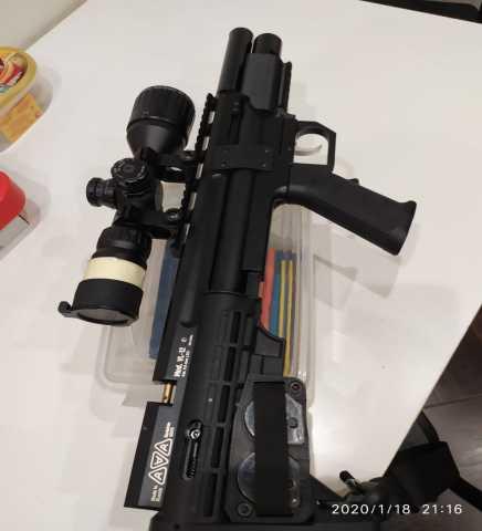 Продам Пневматическая рср винтовка VL-12 5.5