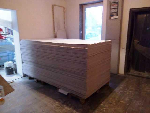 Продам Смл листы(панели) 2500х1200х10 и ГКЛ