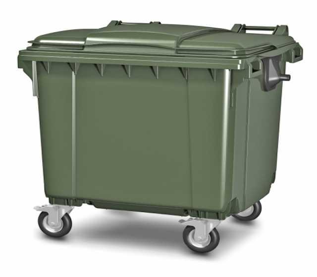 Продам: Мусорный контейнер МКА 1100 литров