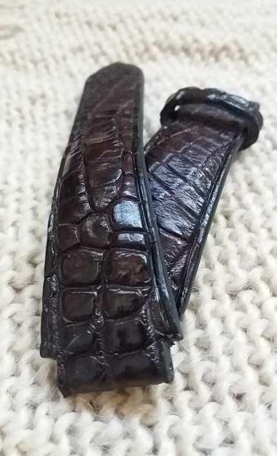 Продам: ремешок из кожи крокодила