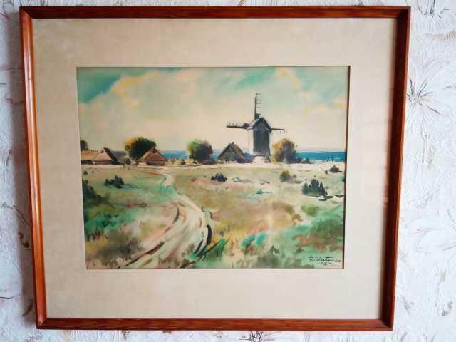 Продам: Картина Рихарда Уутмаа