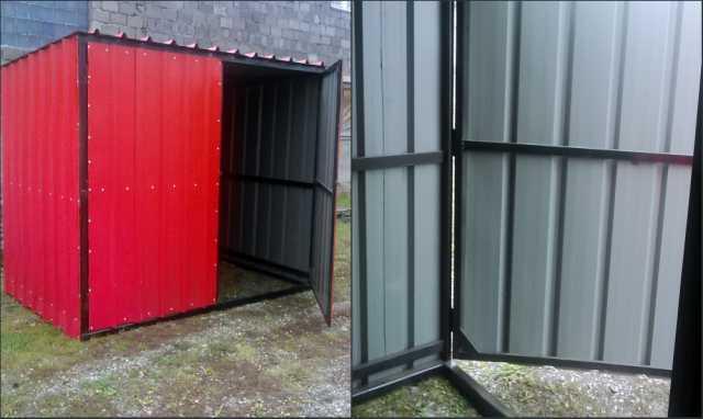 Продам: контейнерная площадка для инвентаря