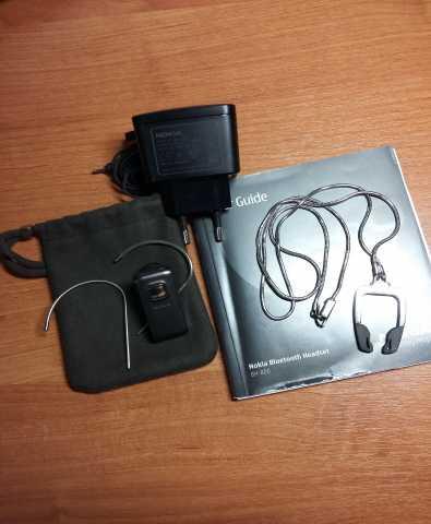 Продам: Наушник Bluetooth Nokia, б/у