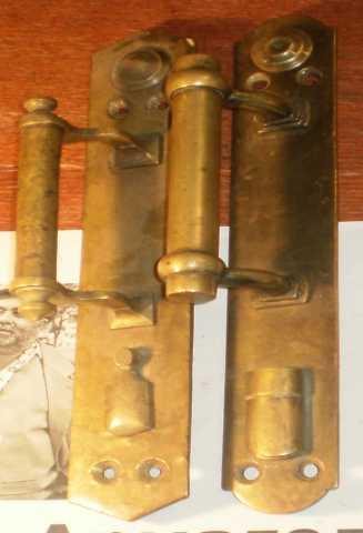 Продам Старинные дверные ручки
