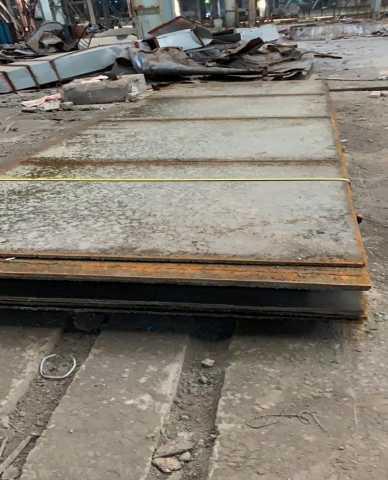 Продам: листовой вторичный деловой металлопрокат