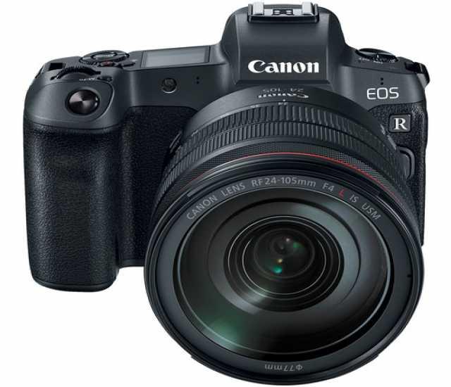 Продам Canon EOS R