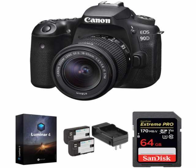 Продам Canon EOS 90D DSLR