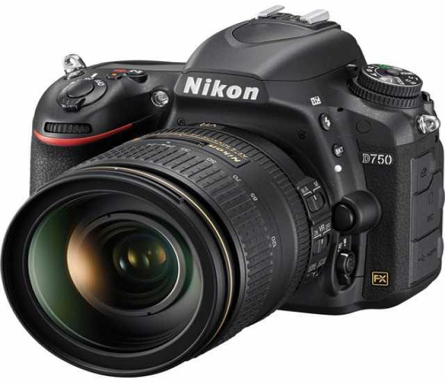 Продам Nikon D750 DSLR Camera