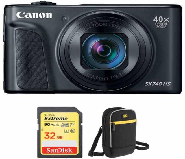 Продам Canon PowerShot SX740