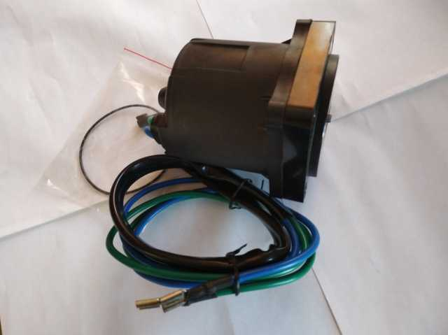 Продам: Мотор гидроподъёма плм YAMAHA SUZUKI