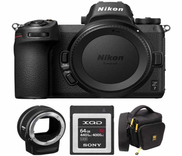 Продам Nikon Z 7 Mirrorless