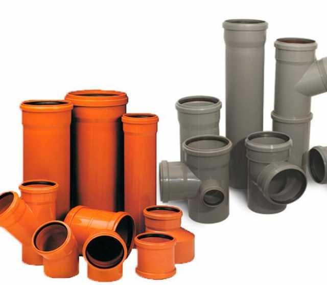 Продам Трубы и фитинги для ВН и НР канализации