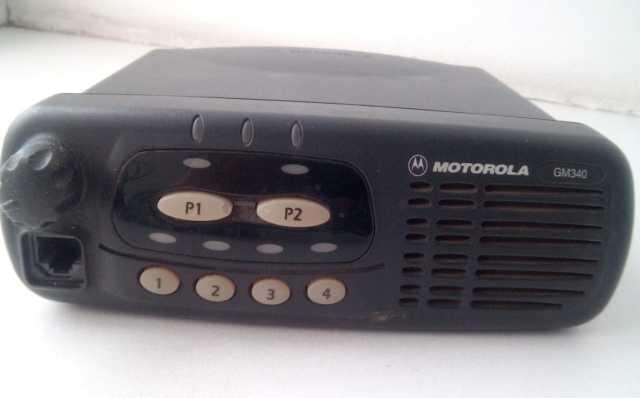 Продам Радиостанция автомоб. Motorol gm340