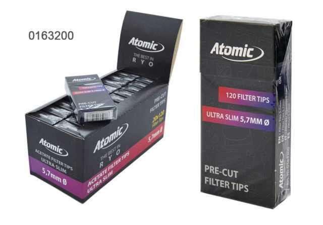 Продам Опт фильтры 5.7 мм ультра слим угольные