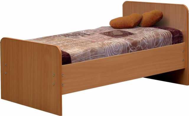 Продам Кровать односпальная с матрасом