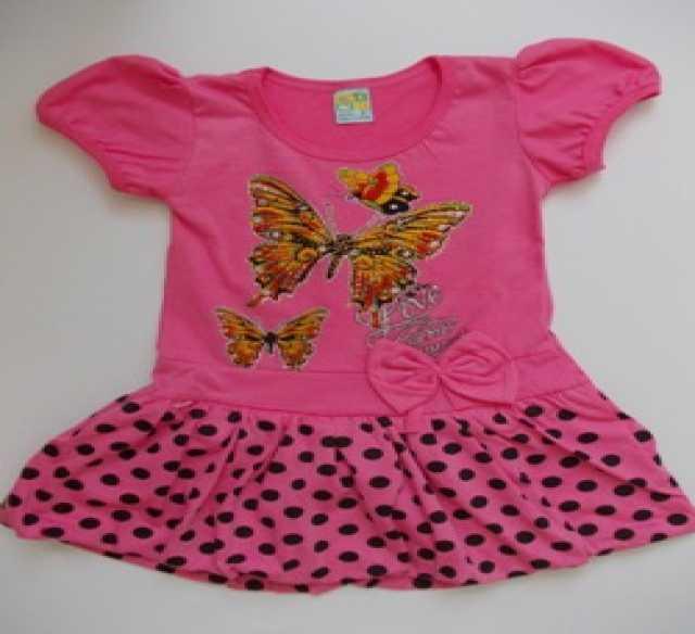 Продам: Туника-платье детское рост 104