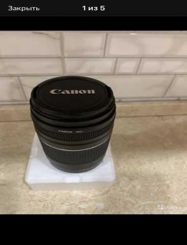 Продам: Объектив Canon
