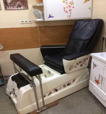 Продам Педикюрное гидромассажное кресло со стул