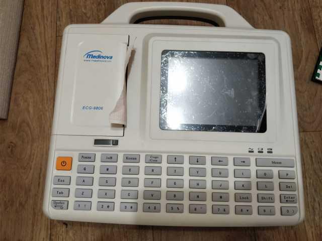 Продам электрокардиограф как новый