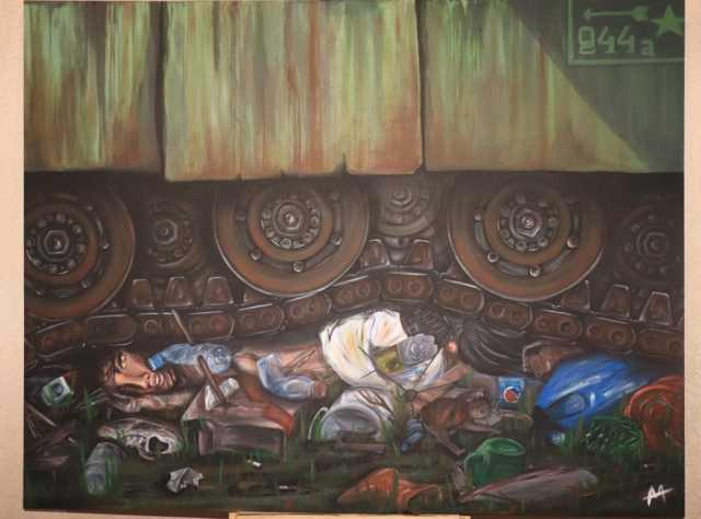 Продам Картина «Война XXI века»