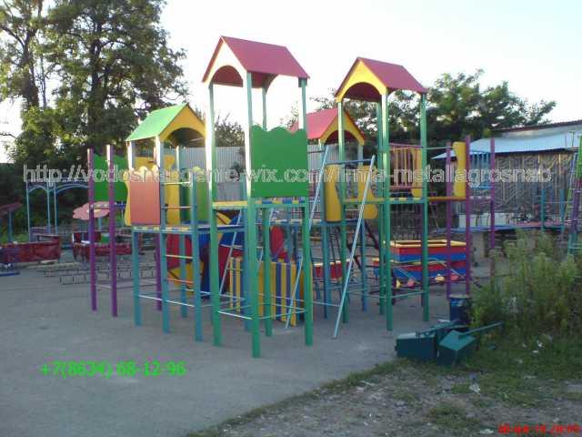 Продам: Детские Игровые Комплексы для улицы