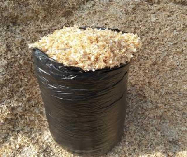 Продам: опилки сосновые в мешках,стружка 464221