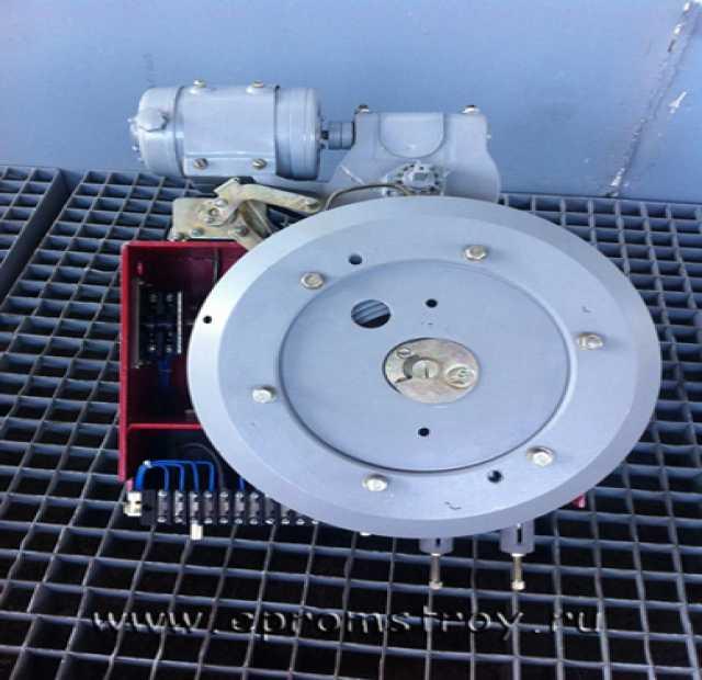 Продам: Привод пружинный ППМ-10