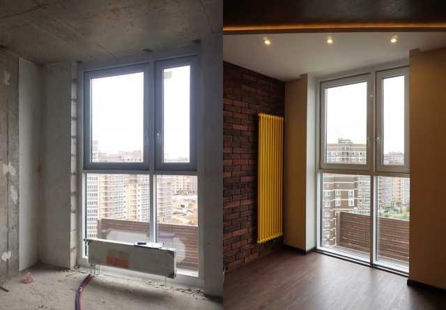 Предложение: Ремонт квартир