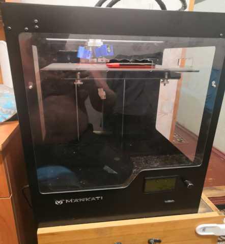 Продам 3D принтер Mankati fullscale xt plus