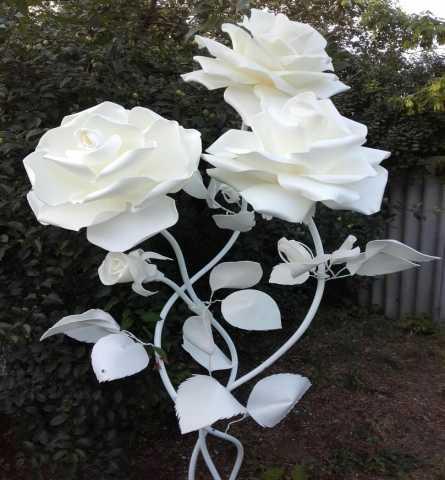 Продам: Цветы и светильники из изолона на заказ
