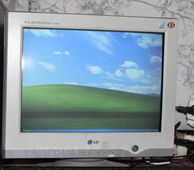 Продам Монитор LG Flatron 17 дюймов 85 г