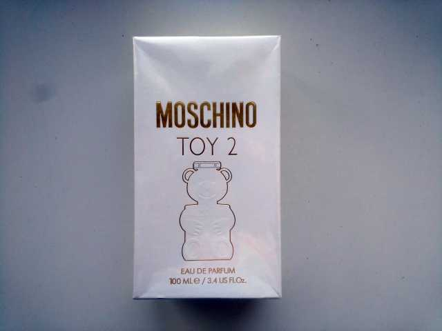 Продам EDP Moschino Toy 2 оригинал 100 ml