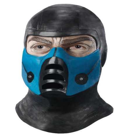 Продам: маска «саб-зиро» mortal kombat Penivaiz