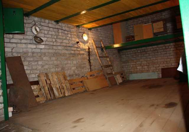 Сдам: гараж в кооперативе