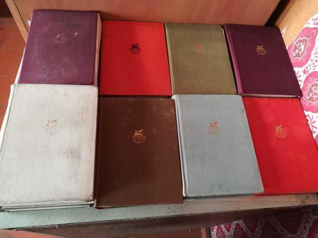 Продам Коллекция всемирной литературы 53книги