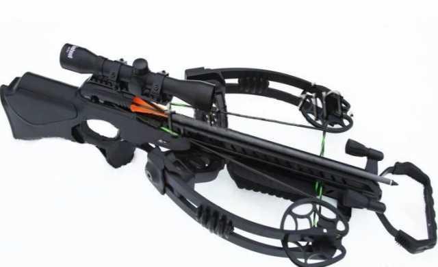 Продам: Арбалет блочный новый Main Hunter Doom
