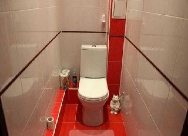 Предложение: Отделка ванных комнат-туалета