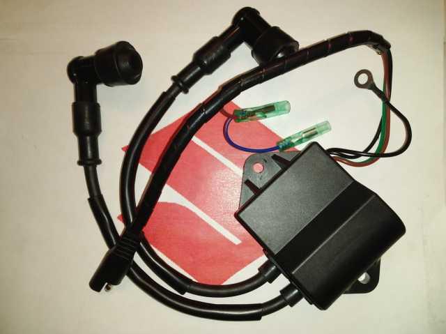 Продам: Коммутатор зажигания Suzuki DT9.9, DT15