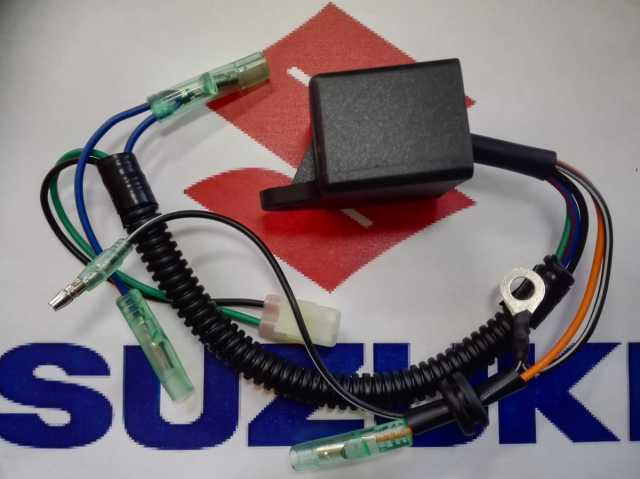 Продам: Коммутатор зажигания SUZUKI DT9,9 / DT15