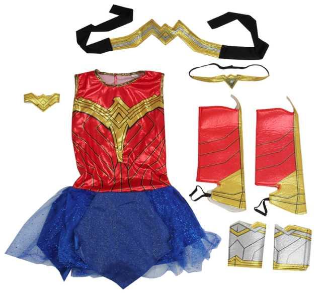 Продам: Детский костюм «Чудо-женщины» от Penivai