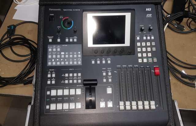 Продам Видео микшер panasonic ag-hmx100e hd/sd