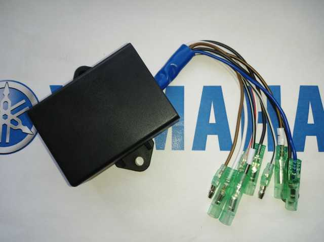 Продам: Коммутатор зажигания Yamaha (2Т) - 25, 3