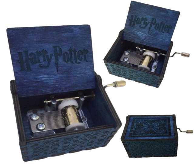 Продам: Музыкальная шкатулка Гарри Поттера