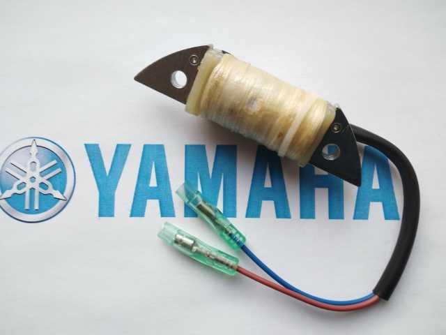 Продам: Катушка зажигания Yamaha 63V-85520 (2Т)