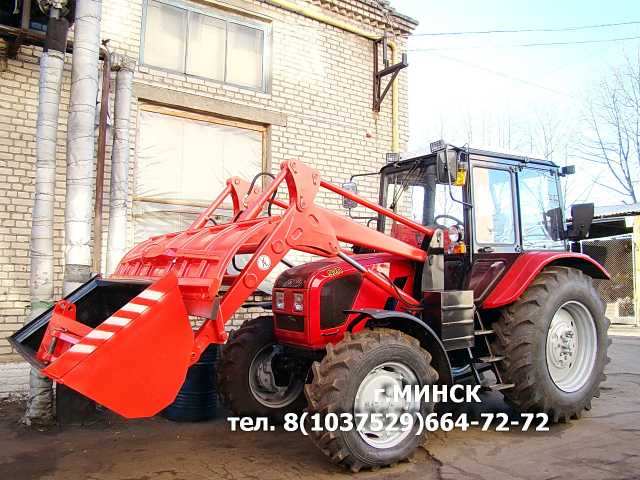 Продам: ПФС-0.75БКУ погрузчик фронтальный МТЗ-92